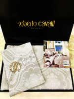 """Белье Roberto cavalli сатин   """" Элегант-2 """""""
