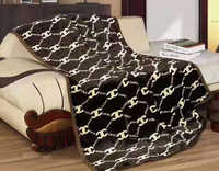 Пледы  фланель Chanel - коричневый 1.5 спальный
