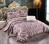 Покрывало Roberto Cavalli батистовое с  кружевом Люсинда - розовое